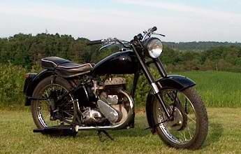 BSA M21